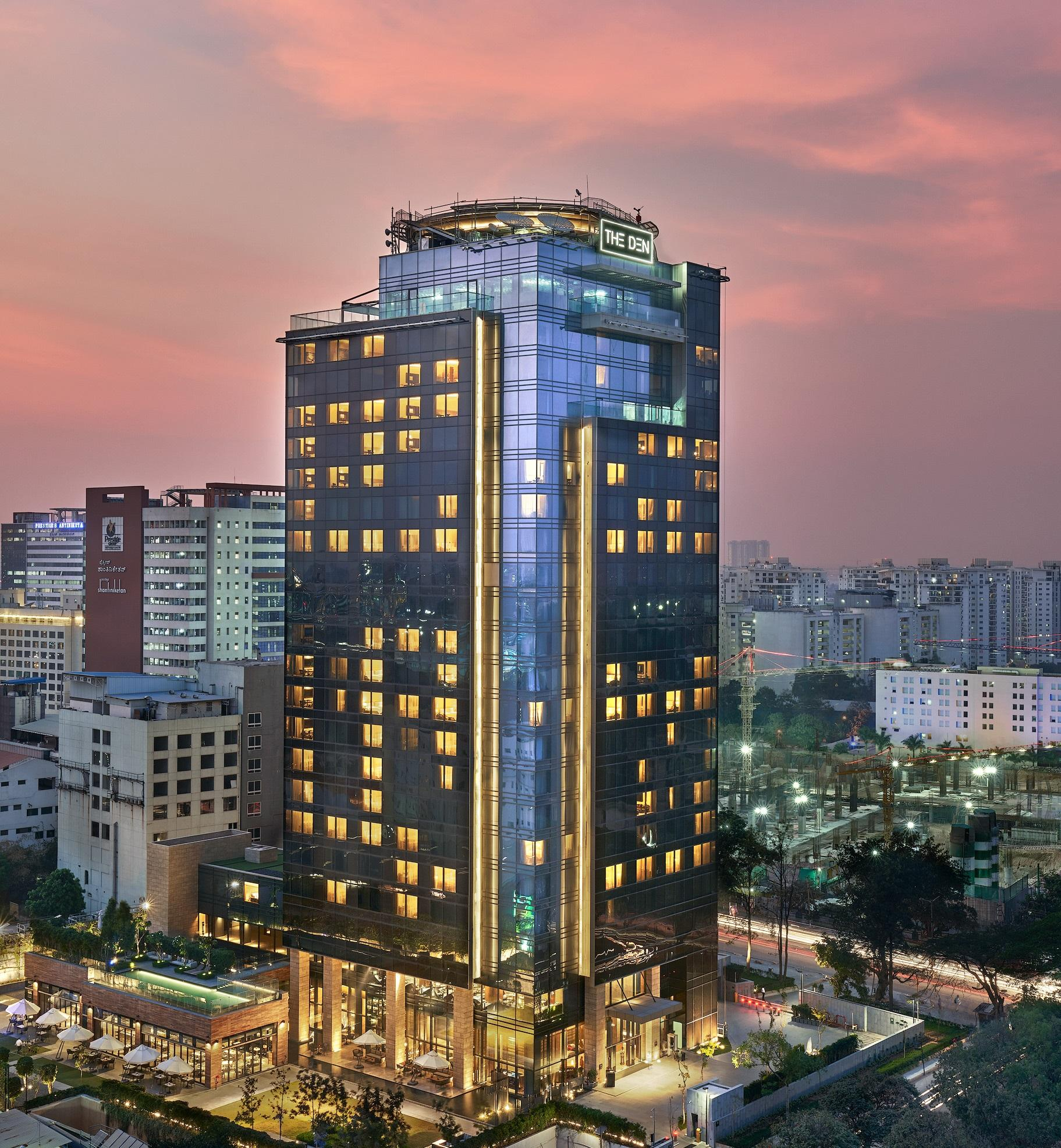 The Den bengaluru hotels